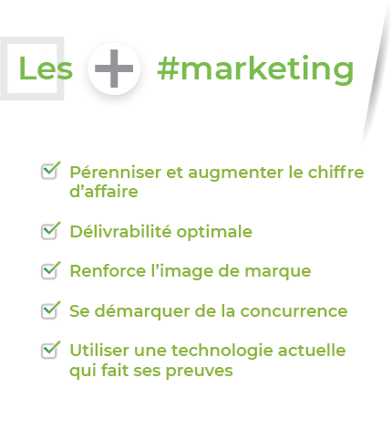 Les Plus SMS #marketing
